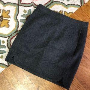 J. Crew mini skirt. Sz. 00. EUC!